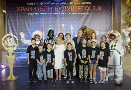 Фестиваль «ХРАНИТЕЛИ БУДУЩЕГО. 2.0»: за что его так любят дети?
